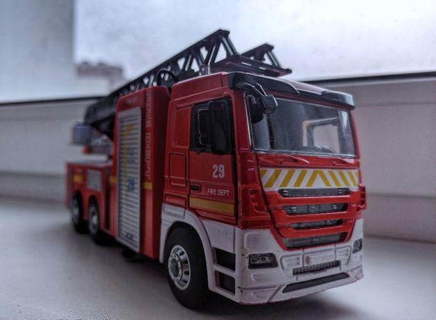 Пожарная машина Автопром