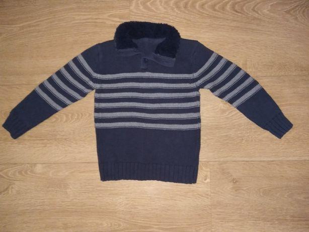 Свитер свитерок, кофта Nutmeg 4-5л в идеале
