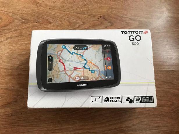 Nawigacja TomTom GO 500 DOŻYWOTNIE MAPY