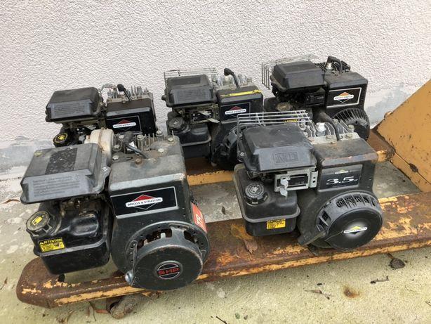 Silniki z poziomym walem 3,5 5 HP briggs stratton