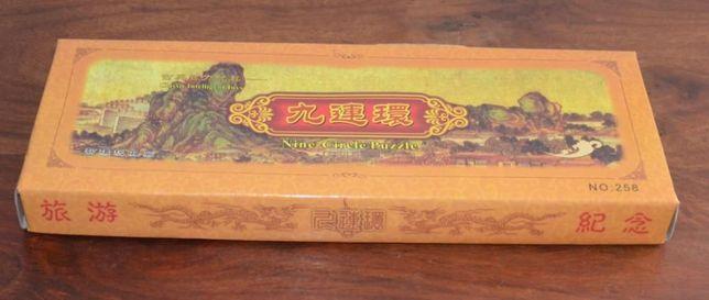Quebra-cabeças tradicional chinês