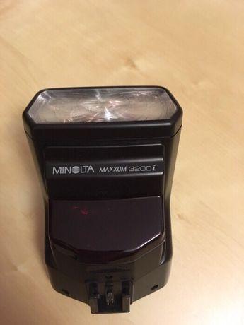 Lampa błyskowa Minolta Maxxum 3200i