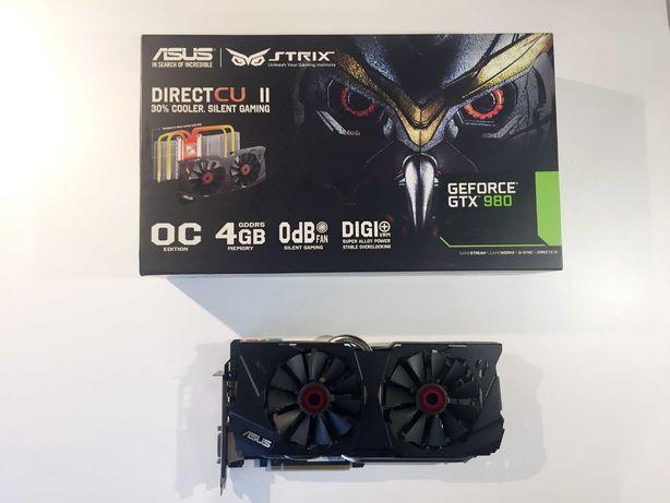Placa gráfica Asus Strix Geforce GTX980