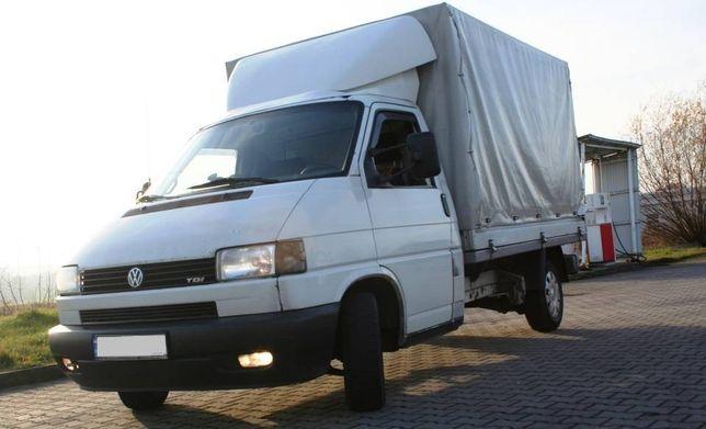 Usługi transportowe przeprowadzki TANIO