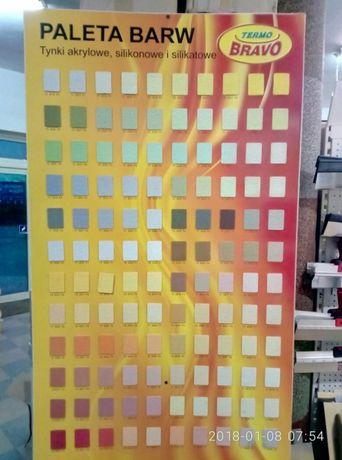 Tynk elewacyjny akryl