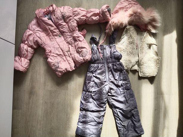 Зимний костюм, комбинезон, куртка