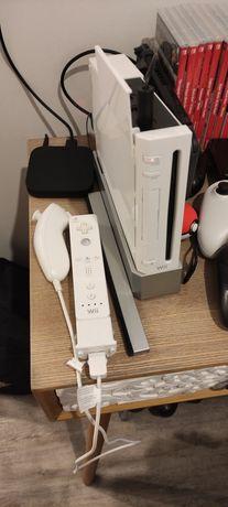 Nintendo Wii branca desbloqueada