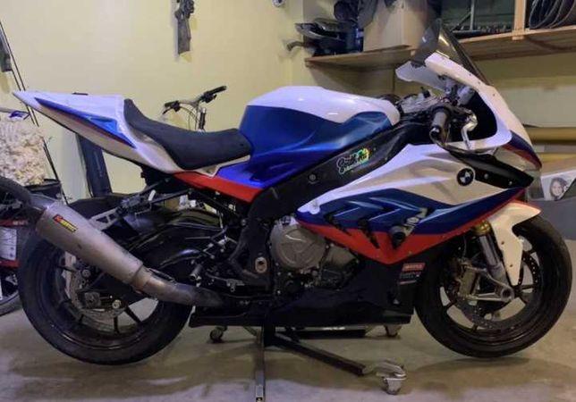 Мотоцикл Bmw S1000RR 2015