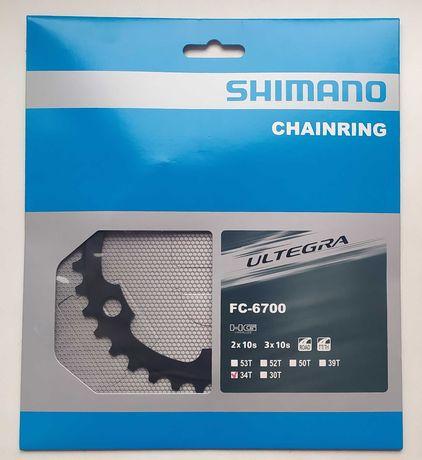 Звезда Shimano пяти лапка