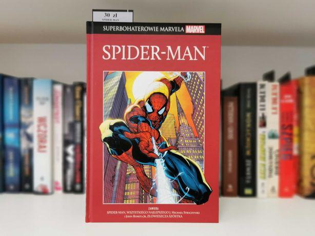Superbohaterowie Marvela. SPIDER-MAN