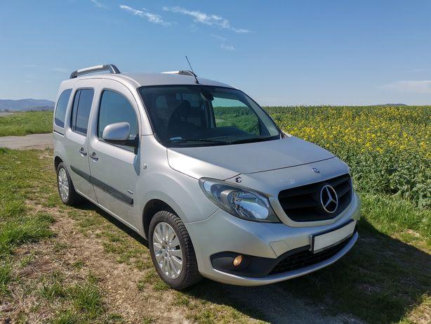 Mercedes Citan 1.5dci  5 osobowy Salon Polska Partronic klima Zamiana