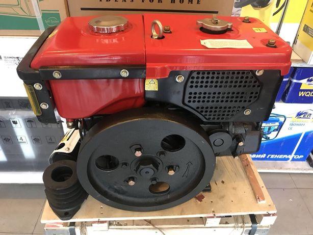 Двигатель на мотоблок, дизель, водяное охлаждение 8, 10, 15 л.с.
