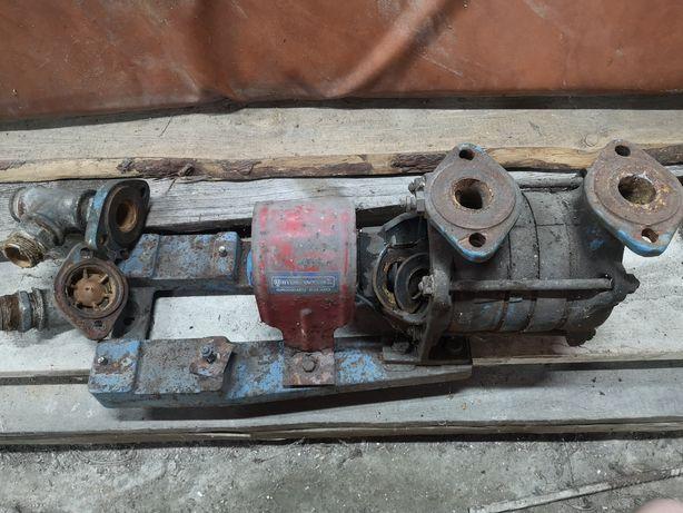 Pompa hydroforu woda przyłącze