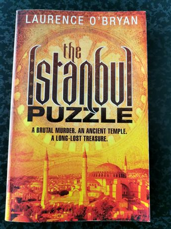 Livro The Istanbul Puzzle de Laurence O'Bryan