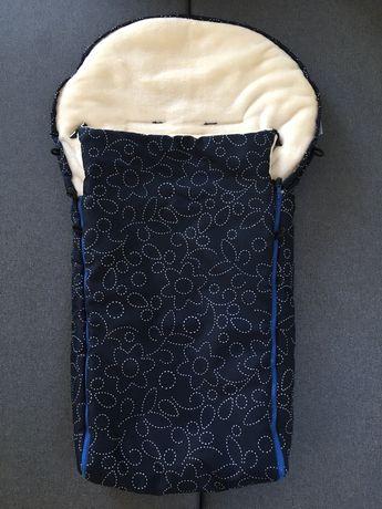 Śpiworek ziomowy do wózka/nosidełka