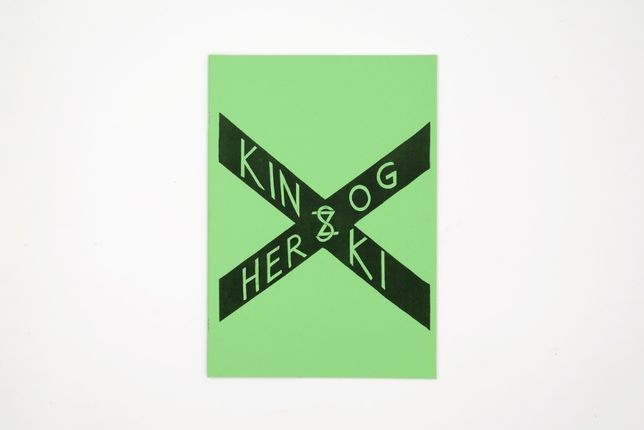 Caderno Hestórico volume 2 Herzog–Kinski: Queridos Inimigos