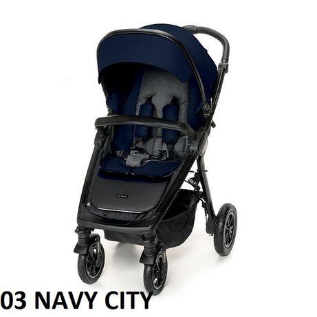 ESPIRO SONIC AIR 2020 - wózek spacerowy z homologacją do 22kg