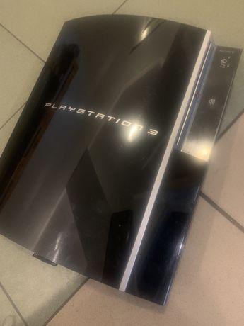 Playstation 3 stan obudowy idealny nie dziala napęd
