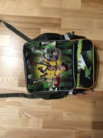Super plecak szkolny, Toy Story, 3 kieszenie, odblaski