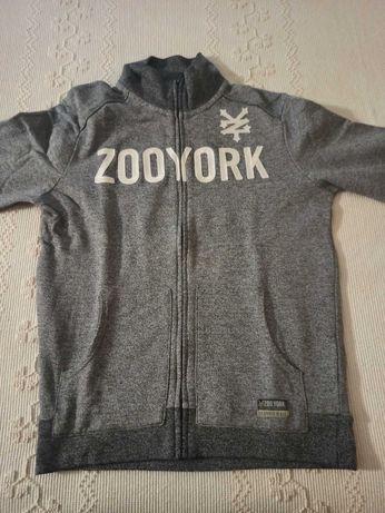 Casaco Zoo York novo