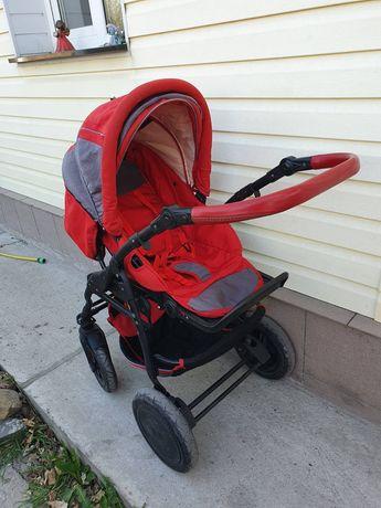 Коляска 3 в 1 дитяча коляска