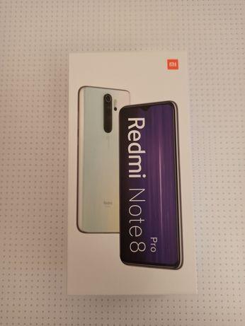 Xiaomi Redmi Note 8 pro Mineral Grey 6/128GB Nowy Gwarancja 2 Lata
