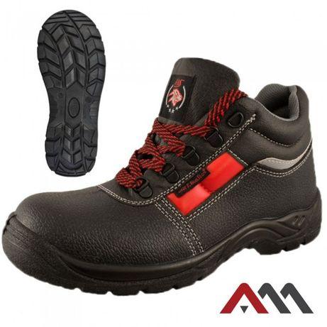 Взуття робоче з металевим носком обувь робочая