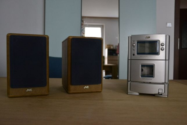Mini Wieża JVC UX-T150 CD Player