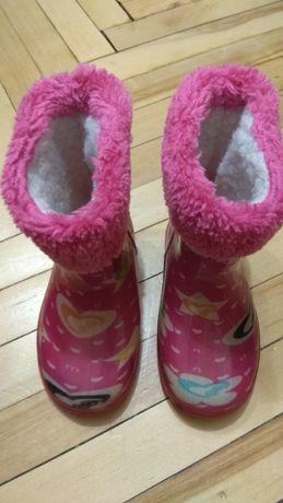 Резинові чобітки та інше Взуття дитяче