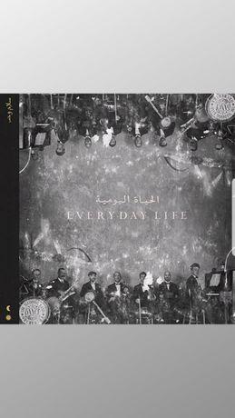 Coldplay Nowa Płyta  Cd Everyday Life