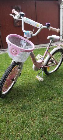 Sprzedam rowerek dziewczyny