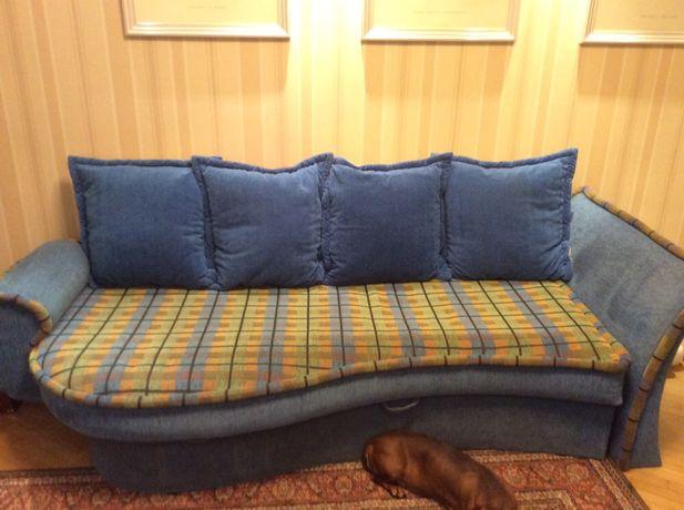 Диван-кровать. Ортопедическая.