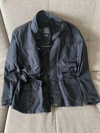 Куртка осень/весна Geox, размер L, фасон пальто.