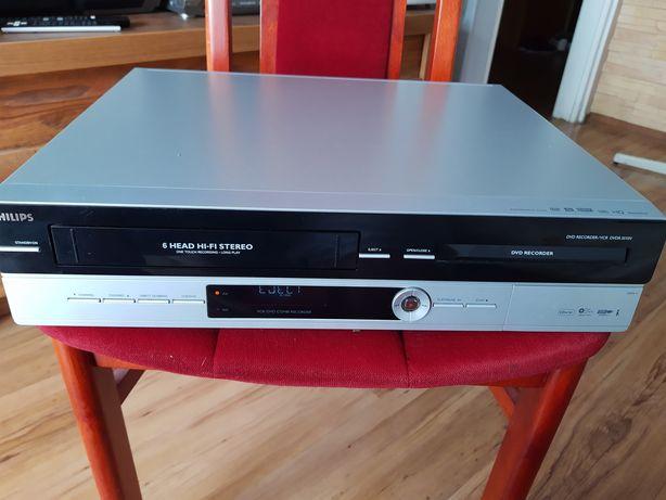 Philips vhs dvd nagrywarka