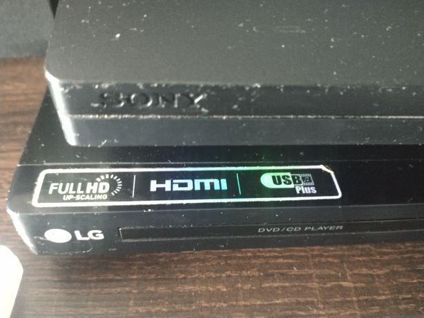 Konsola PS3 i DVD LG