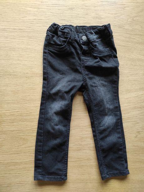Spodnie dżinsowe H&M, r. 86