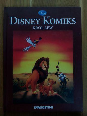 Komiks Król Lew (dla dzieci)