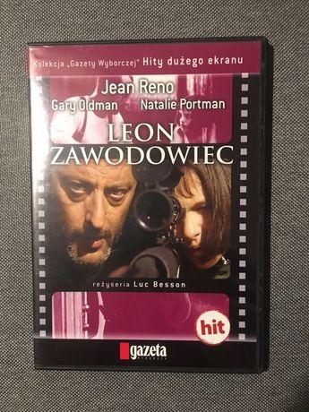 leon zawodowiec film na dvd płyta cd gary oldman natalie portman