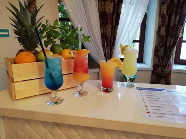 Barman na wesele - Mobilny drink bar - Taniech w chmurach - Napis LOVE