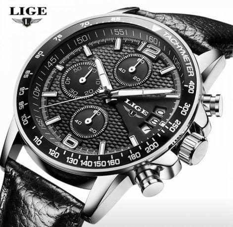 Zegarek Lige Tachymeter NOWY