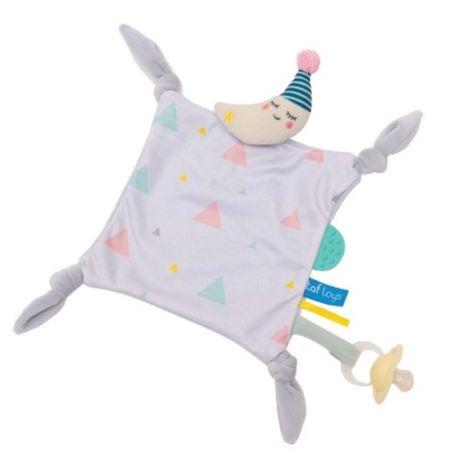 Развивающая игрушка-одеяльце TAF TOYS сонный месяц (12115)