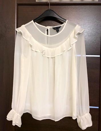 Шифоновая блуза блузка