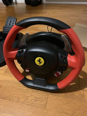 Kierownica Ferrari 458 spider racing wheel for xbox one