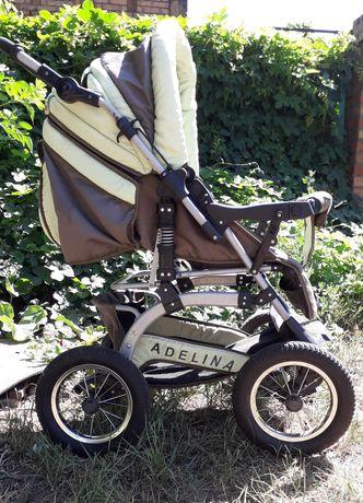 Продам коляску ADELINA