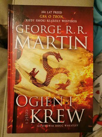 George R. R. Martin- Ogień i krew. Gra o tron.