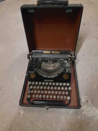 Maszyna do pisania firmy urania piccola