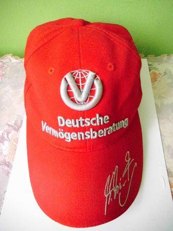 Czapka Michael Schumacher F-1