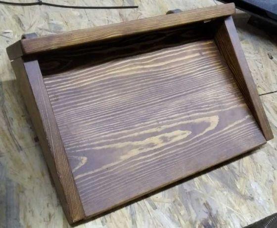 Tablica ogłoszeniowa drewniana