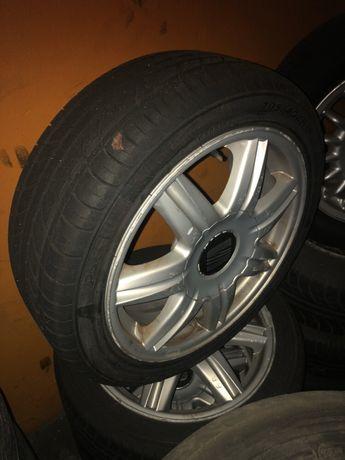 Jantes Originais Seat 16 com pneus