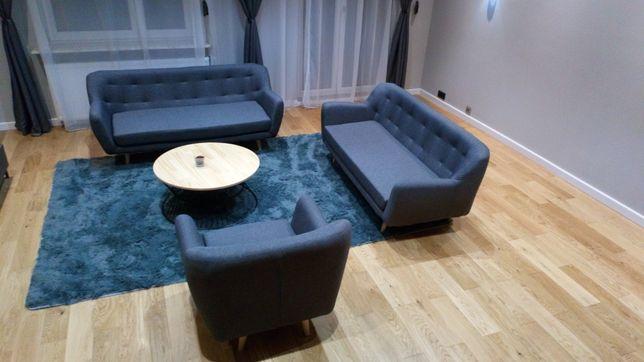 Elegancka kanapa do salonu